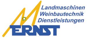 Landmaschinen & Traktoren – Mario Ernst Logo